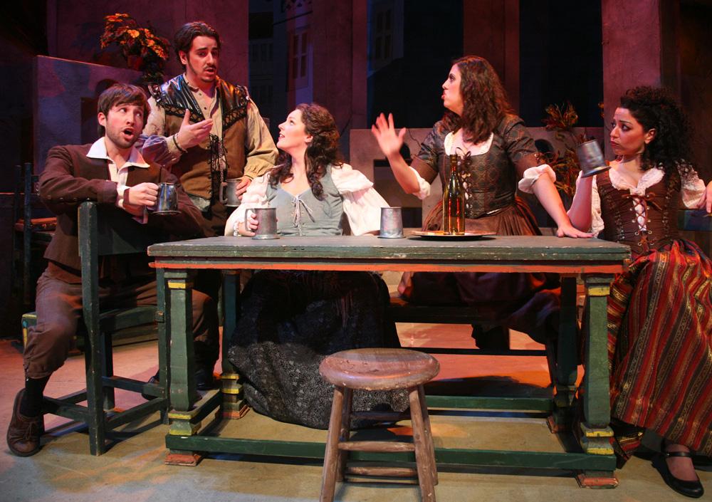 Ian in Bizet's Carmen