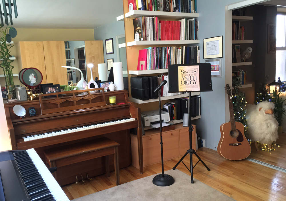 Bentley Voice Studio East Village